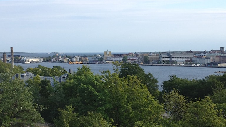 Karlskrona. Foto: Ingrid Elfstråhle/Sveriges Radio
