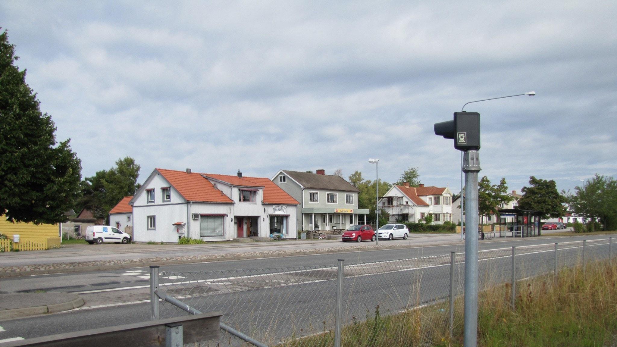 Per Brje Sigvard Andersson, Gamla Hradsvgen 2, Brkne