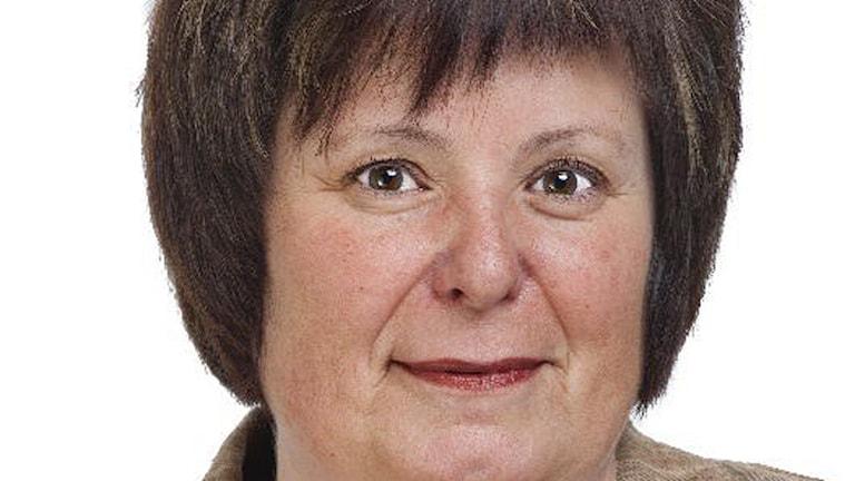 Suzanne Svensson (S). Foto: Riksdagen