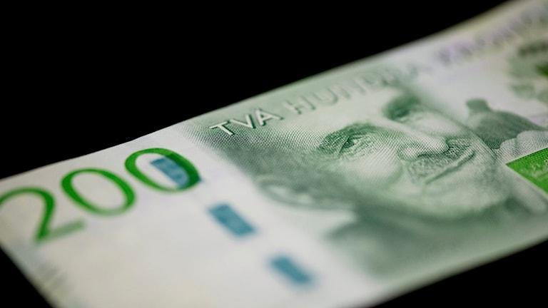 Ingmar Bergman pryder den nya 200-kronorssedeln. Foto: Jessica Gow/TT