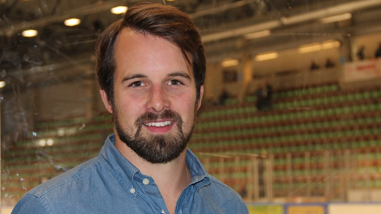 Erik Belin Foto: Helena Gustafsson/Sveriges Radio