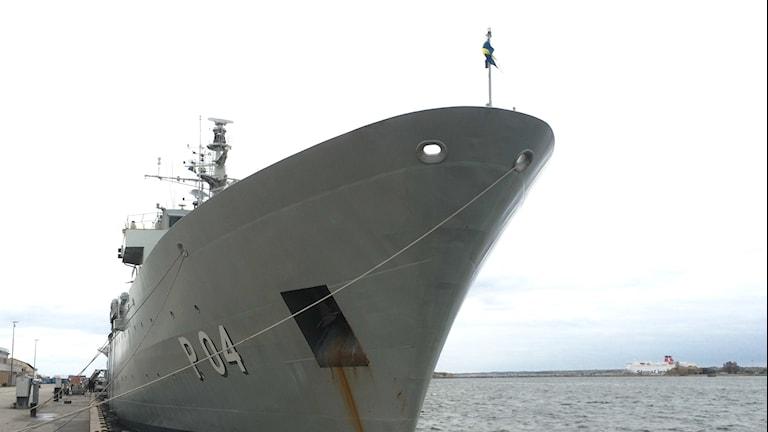 Marint fartygsför
