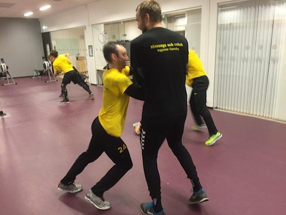 Gustaf Halléns handbollsblogg