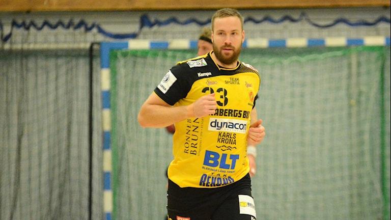 Lars Möller Madsen. Foto: Oscar Anderberg/Sveriges Radio