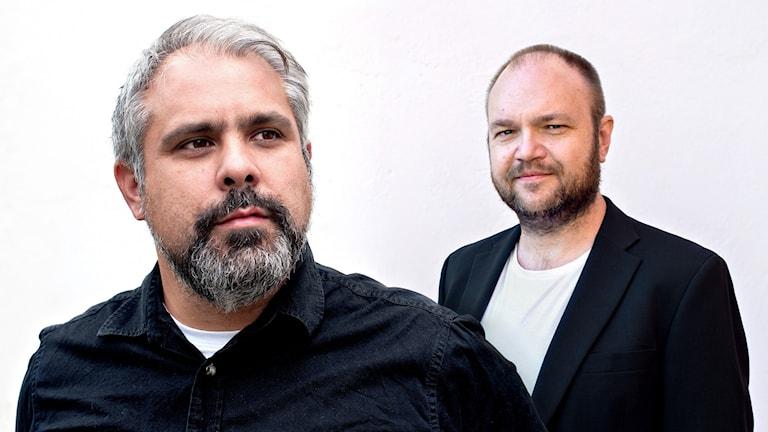 Alexander Georgopolus och Rikard Mathisson.