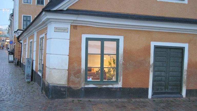 Blekinge museum. Foto: Anna Börje/SR.