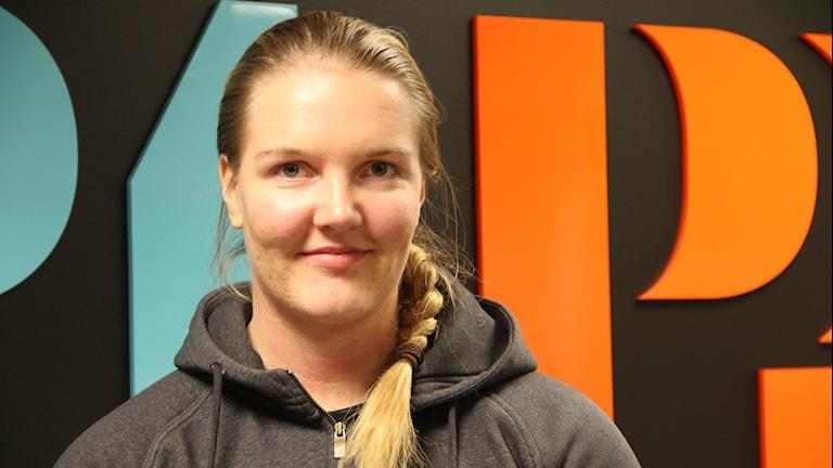 Cecilia Velin från Karlskrona