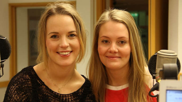 Cornelia Barfvestam och Jenny Nordstrand