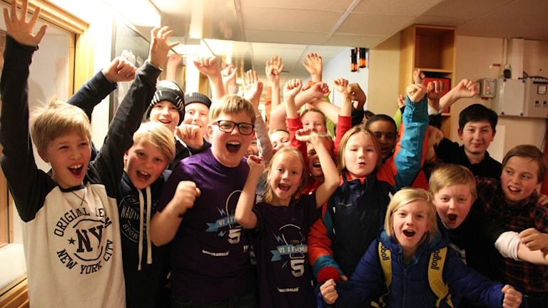 Svettpärlan. Foto: Peppe Alfiero/Sveriges Radio