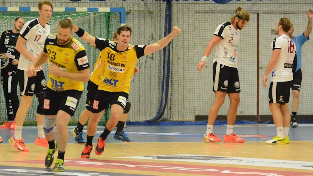Gabriel Gegerfelt har gjort mål.