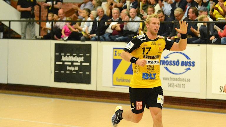 Nicklas Grundsten, HIF Karlskrona gjorde 7 mål mot IFK Skövde.