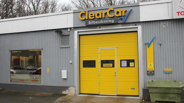 Clearcars lokaler i Karlskrona