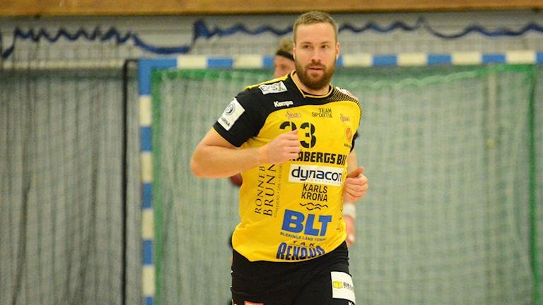 HIF Karlskronas Lars Möller Madsen