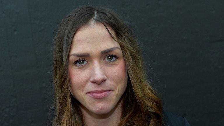 Kickboxaren Caronline Ek är en av deltagarna i Mästarnas mästare i år.