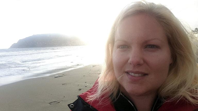 Caroline Andersson från Karlskrona bor i Alanya.