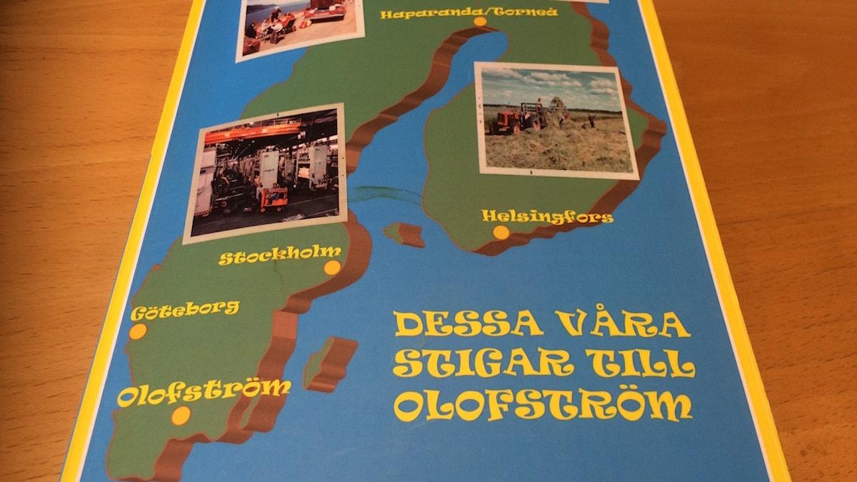 Boken skildrar ett stycke kulturhistoria. Den är en angelägenhet för alla Olofströmare.
