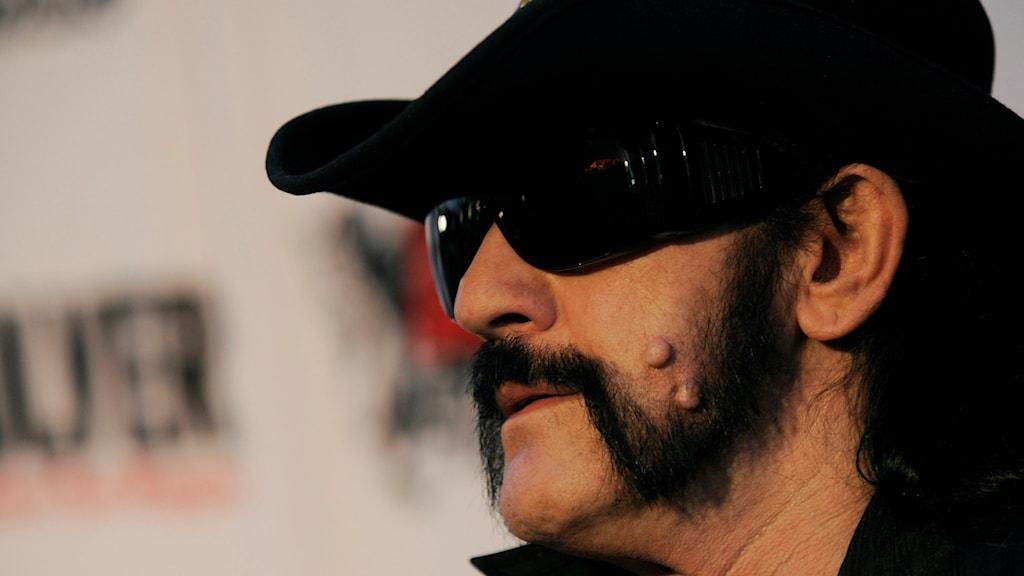 Motörheads frontman Lemmy Kilmister hedras nu med en scen på Sweden rock.