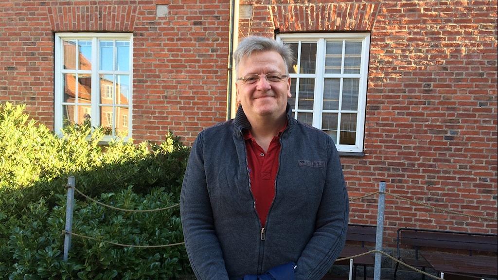 Per-Ola Jakobsson, läkare på Nättraby vårdcentral