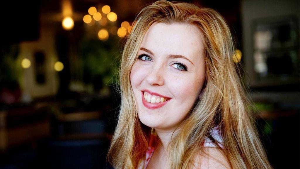 Erika Hansson.