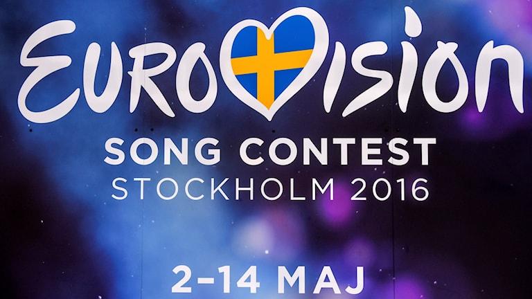 Text från Eurovision song contest