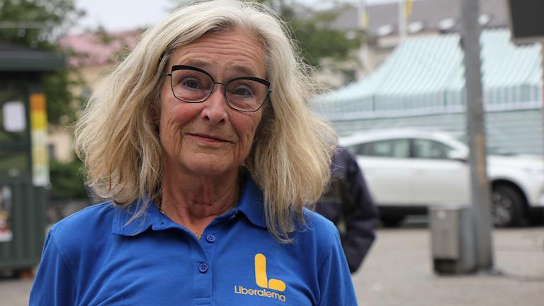 Bodil Frigren Ericsson från liberalerna i Karlshamn.