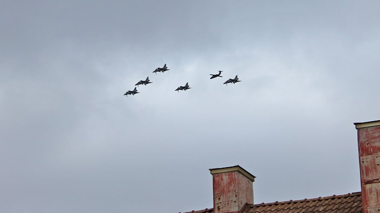 F 17 Julgransflygning