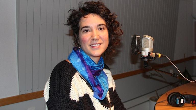 Sofia de la Fuente är en av dem som står bakom planerna på ett kulturhus.