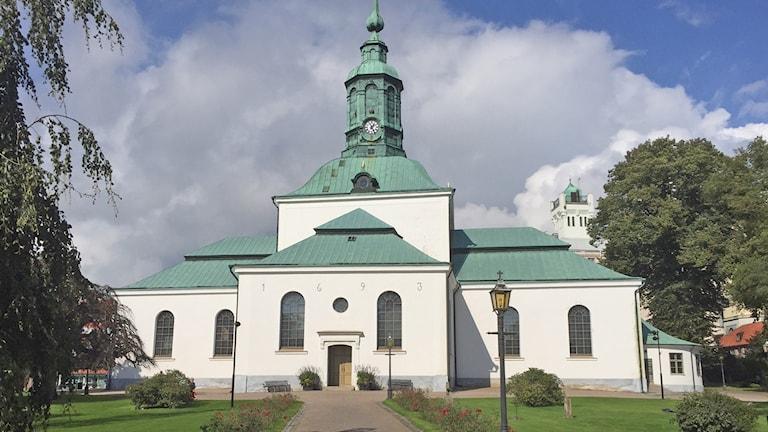 karlshamn kyrka Carl Gustaf