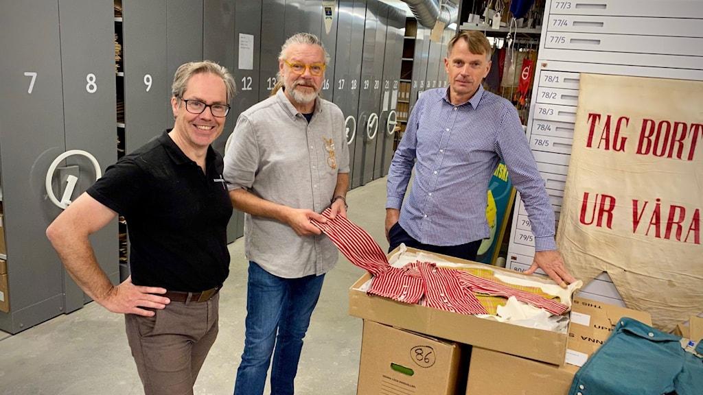 Ola Palmgren, Blekinge museum, Joakim Larnö, fotograf Blekingearkivet Per Frödholm, arkivarie Blekingearkivet.