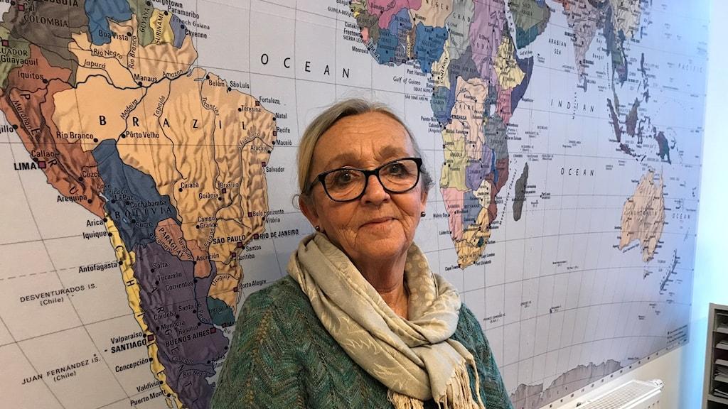 Helene Prising är resesäljare på Big Travel i Karlskrona.