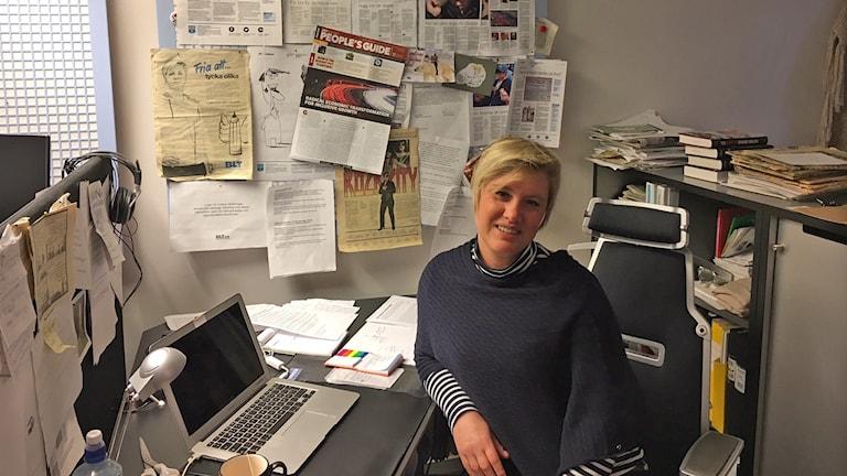 Sylvia Asklöf Fortell