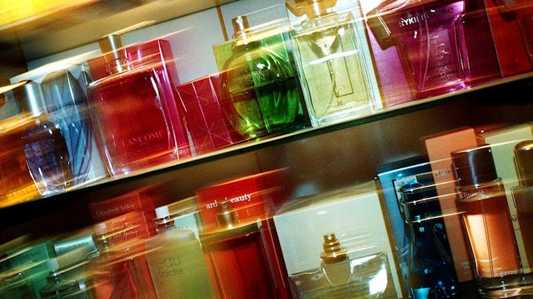 parfymflaskor