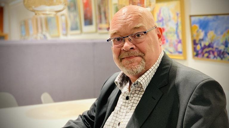 Johan Sandberg, regionsråd Region Blekinge Ordförande i utvecklingsrådet