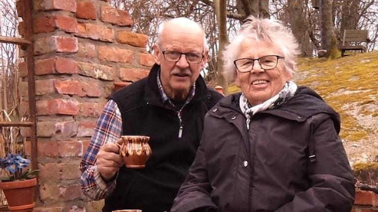 Ulla och Åke Persson