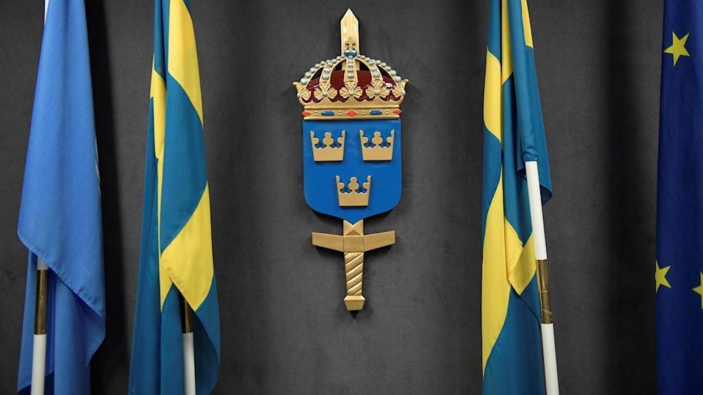 Försvarsmakten (arkivbild). Foto: Janerik Henriksson/TT.