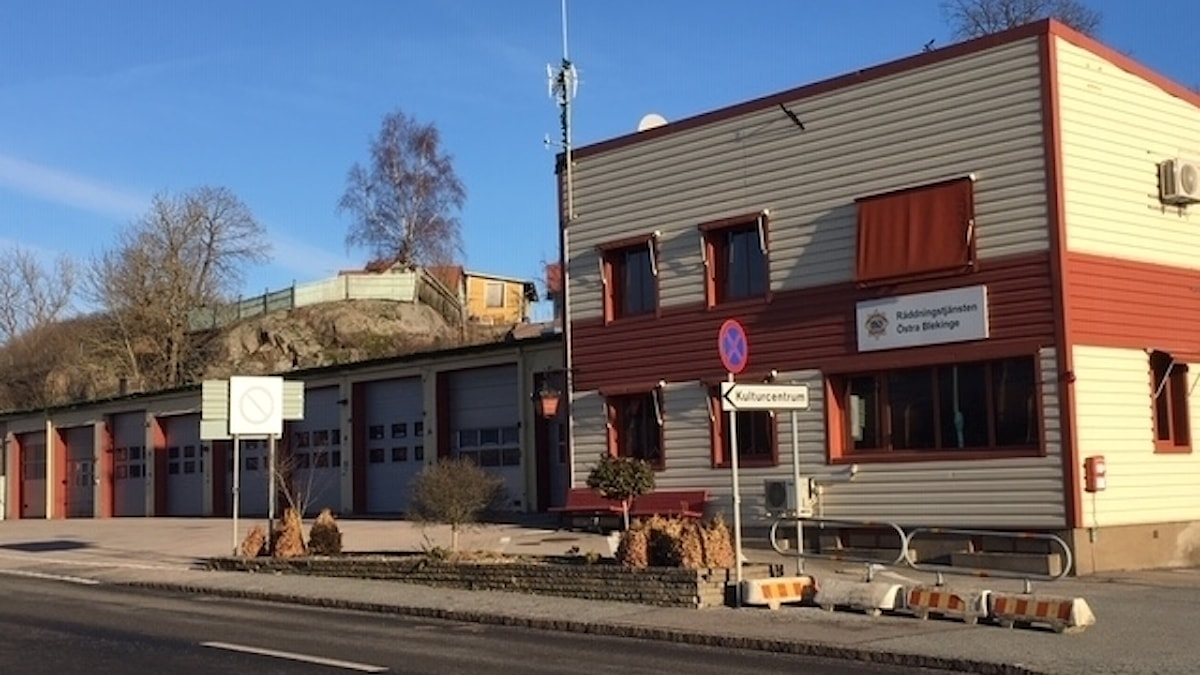 Brandstationen Ronneby