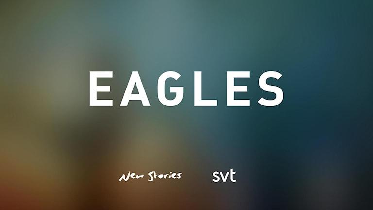 TV-serien Eagles logga.