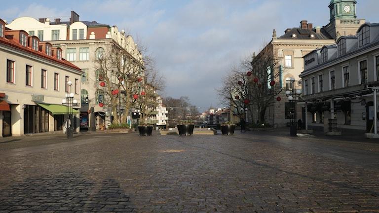 Klaipedaplatsen i Karlskrona