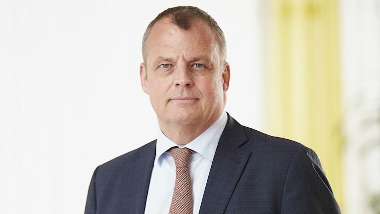 Generaldirektören på Domstolsverket Martin Holmgren