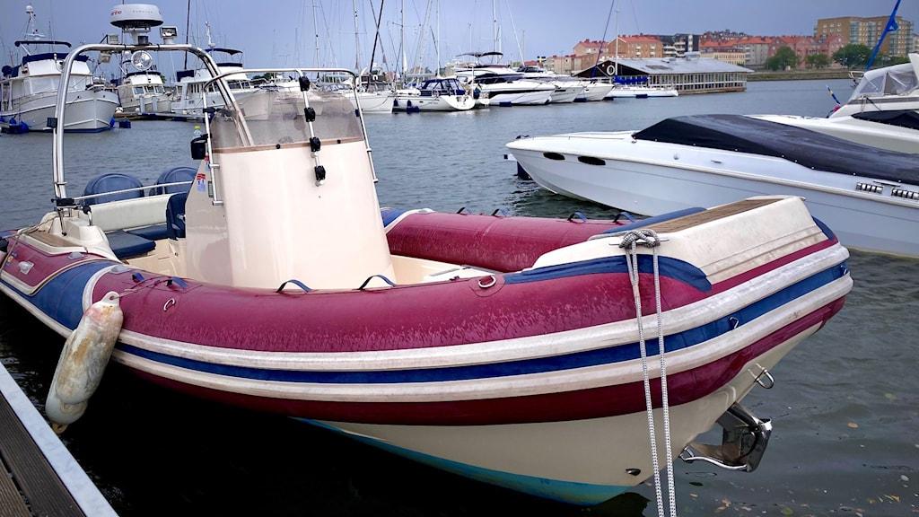 Powerboat, Poker run