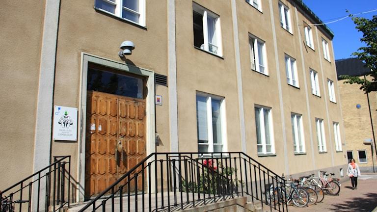 Länsstyrelsens gamla lokaler i Karlskrona.