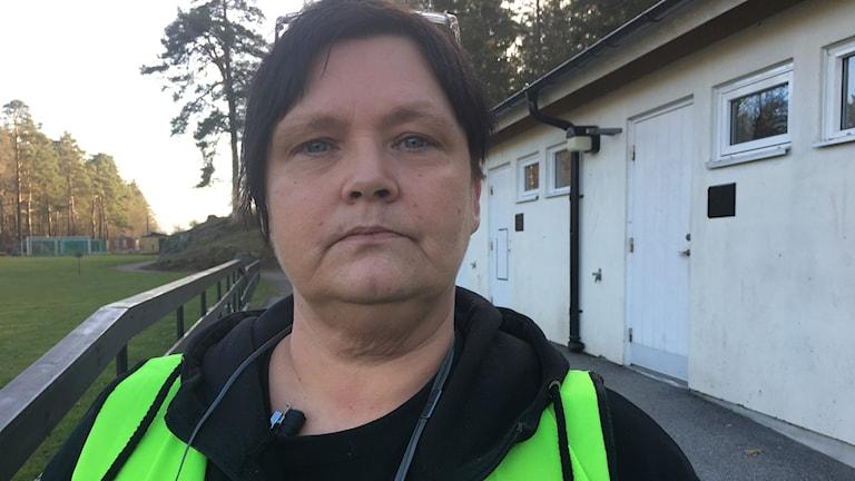 Kristina Hjalmarsson är sökledare för Missing People