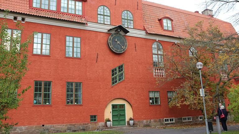 Wäggaskolan i Karlshamn.