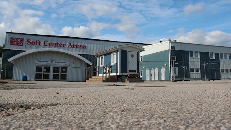 Soft Center Arena i Kallinge. Foto: Mikael Eriksson/Sveriges Radio