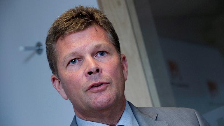 Lennart Käll, vd Svenska spel