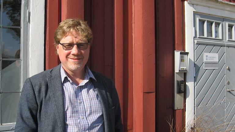 Magnus Larsson (C) kommunalråd Karlskrona.