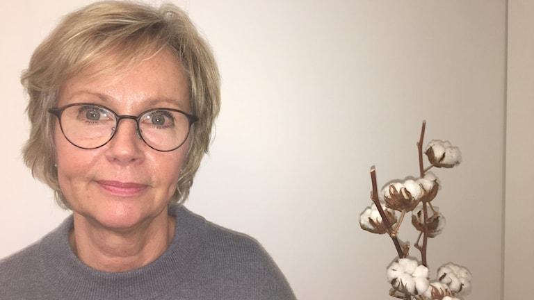 Gunilla Bergman rektor SFI Karlskrona
