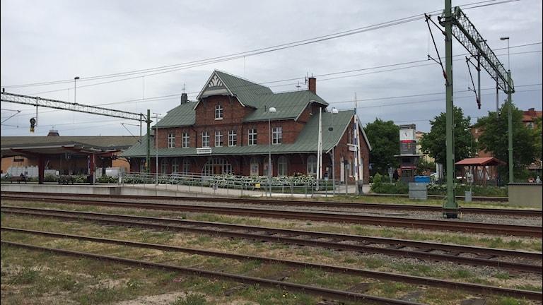 Stationsbyggnaden