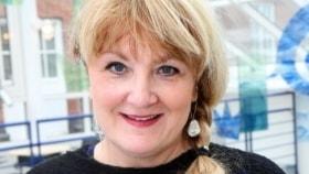 Rosmarie Nilsson, förvaltningschef primärvården.