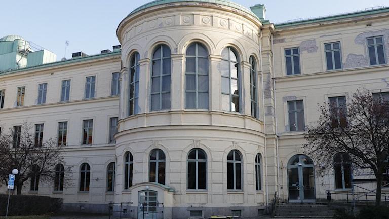 Af Chapmangymnasiet i Karlskrona